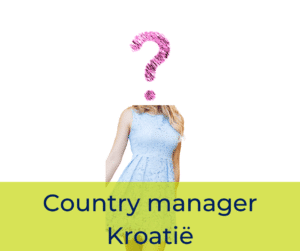 Country manager Kroatië