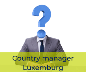 Country manager Lùxemburg