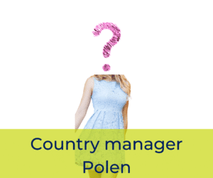 Country manager Polen