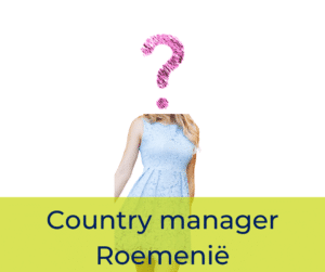 Country manager Roemenië
