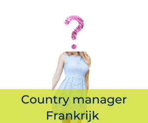 Country manager Frankrijk