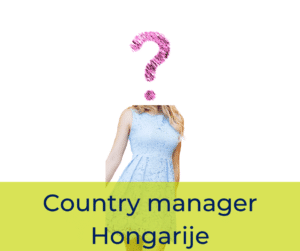 Country manager Hongarije
